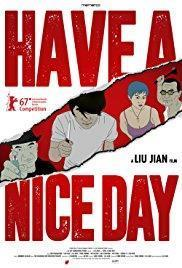 Have a Nice Day cover art