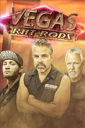 Vegas Rat Rods Season 4 cover art