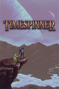 Timespinner cover art