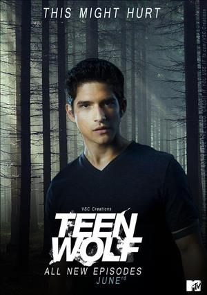 Teen Wolf Season 5 cover art