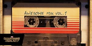 Guardians of the Galaxy: Awesome Mix Vol. 1 cover art