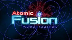 Atomic Fusion: Particle Collider cover art