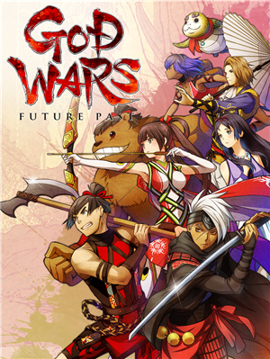 God Wars: Future Past cover art