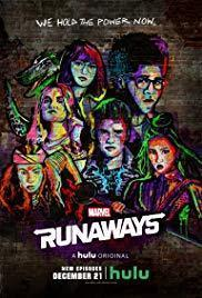 Marvel's Runaways Season 2 cover art