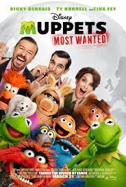 Muppets Most Wanted cover art