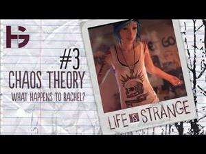 Life Is Strange: Episode 3 - Chaos Theory cover art
