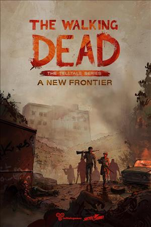 The Walking Dead: The Telltale Series - A New Frontier: Episode 1: Ties That Bind Part I cover art