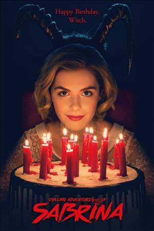 Chilling Adventures of Sabrina Season 2 cover art