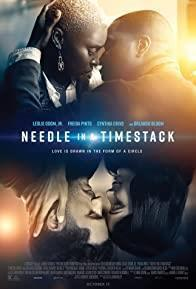 Needle in a Timestack cover art