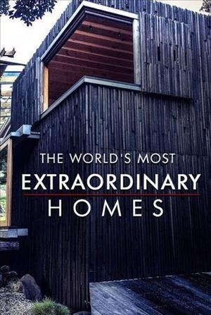 The World's Most Extraordinary Homes Season 2 cover art