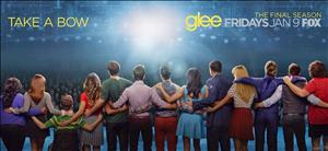 Glee Season 6 cover art