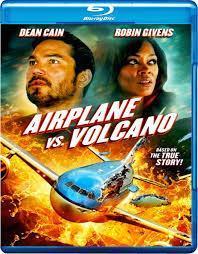 Airplane vs Volcano cover art