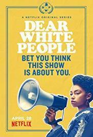 Dear White People Season 4 cover art