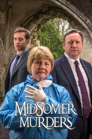 Midsomer Murders Season 20 cover art