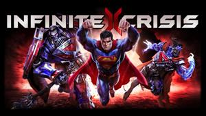 Infinite Crisis cover art