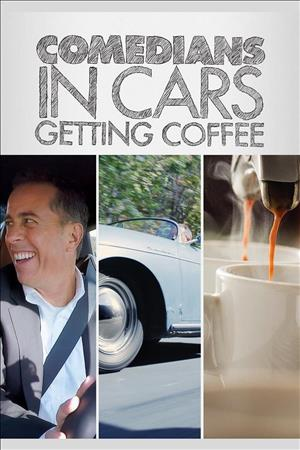 Comedians in Cars Getting Coffee Season 10 cover art