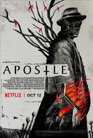 Apostle cover art