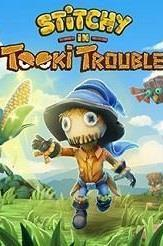 Stitchy in Tooki Trouble cover art