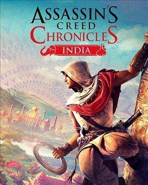 Assassin's Creed Chronicles: India cover art