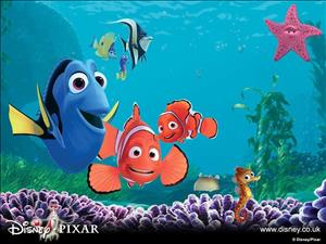 Finding Nemo - Limited Edition cover art