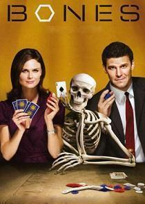 Bones Season 11 cover art