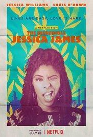 The Incredible Jessica James cover art