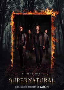 Supernatural Season 12 (Part 2) cover art
