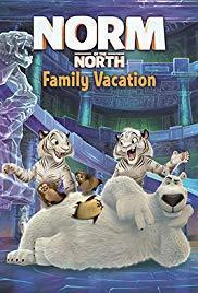 Norm of the North: Family Vacation cover art