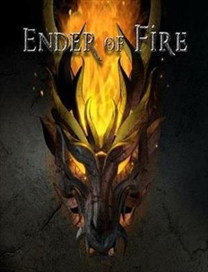 Ender of Fire cover art