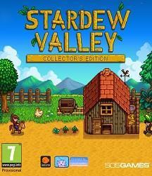 Stardew Valley Collector's Edition cover art