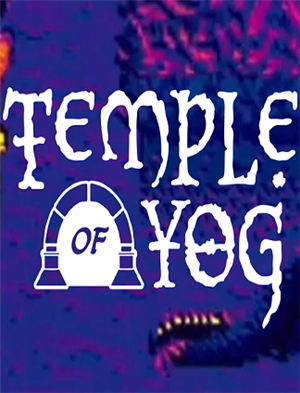 TEMPLE OF YOG: The Second Epoch cover art