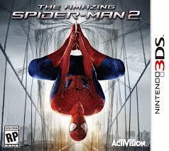 The Amazing Spider-Man 2 cover art