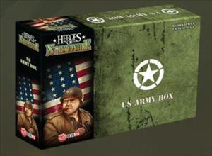 Heroes of Normandie: US Army Box cover art