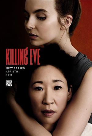Killing Eve Season 1 cover art