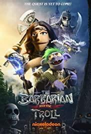 The Barbarian and the Troll Season 1 cover art