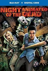 Night of the Animated Dead cover art