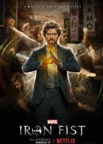 Marvel's Iron Fist Season 1 cover art