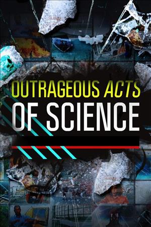 Outrageous Acts of Science Season 8 cover art