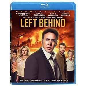 Left Behind cover art