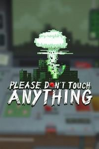 Please, Don't Touch Anything cover art