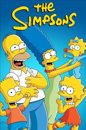 The Simpsons Season 19 cover art
