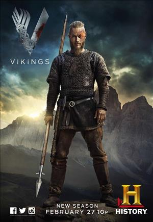 Vikings Season 2 cover art