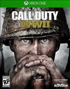 Game Call of Duty: WWII  Xbox One cover art