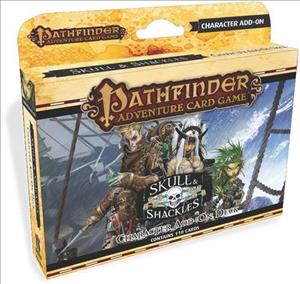 Pathfinder Adventure Card Game: Skull & Shackles – Character Add-On Deck cover art