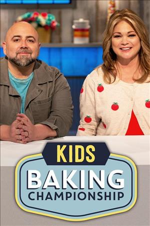 Kids Baking Championship Season 8 cover art