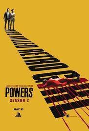 Powers Season 2 cover art