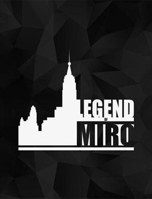 Legend of Miro cover art