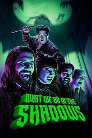 What We Do in the Shadows Season 3 cover art