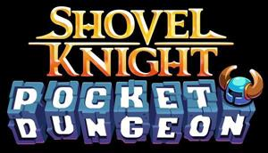 Shovel Knight Pocket Dungeon cover art