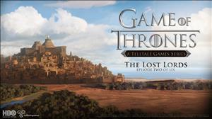 Game of Thrones: A Telltale Game Episode Two - The Lost Lords cover art